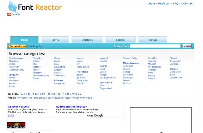 04_fontreactor